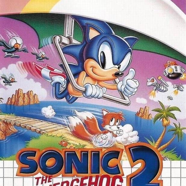Play Sonic The Hedgehog 2 On Master Emulator Online