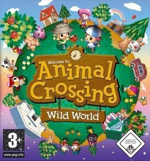 animal crossing wild world play online for free