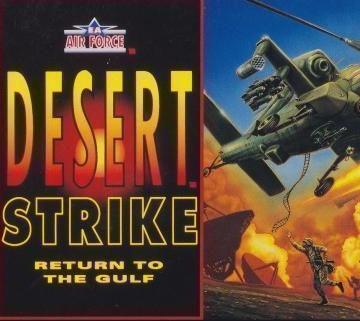 Play Desert Strike Return To The Gulf On Snes Emulator Online