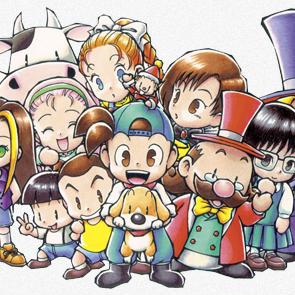 Play Harvest Moon Games - Emulator Online