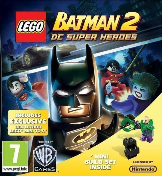Play Lego Batman 2 Dc Superheroes On Nds Emulator Online