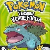 Pokemon Verde Foglia