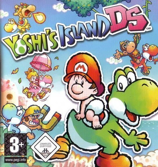 Play Yoshi S Island Ds On Nds Emulator Online