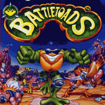Play Battletoads on SEGA - Emulator Online