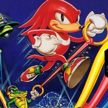 Play Knuckles Chaotix 32X on SEGA - Emulator Online