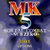Mortal Combat 5: Sub Zero