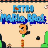 Retro Mario Bros 3