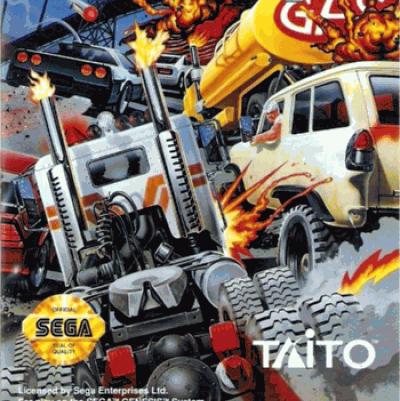 Play Super Hq On Sega Emulator Online