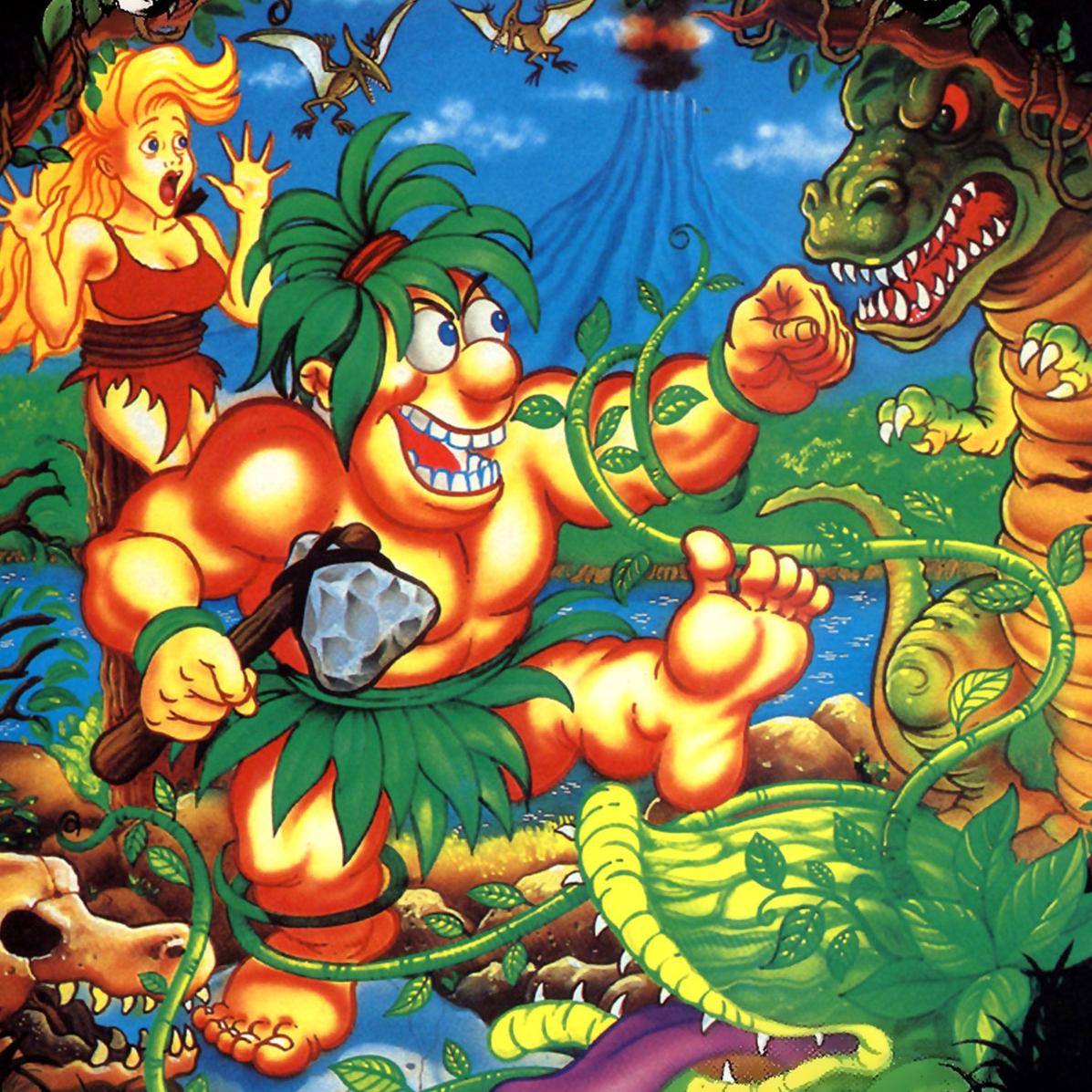 Play Joe And Mac: Caveman Ninja on SEGA - Emulator Online