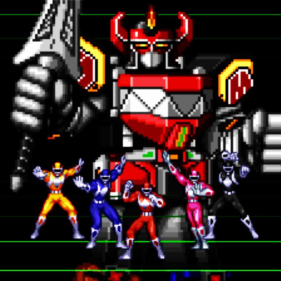 Play Power Rangers 2 on NES - Emulator Online