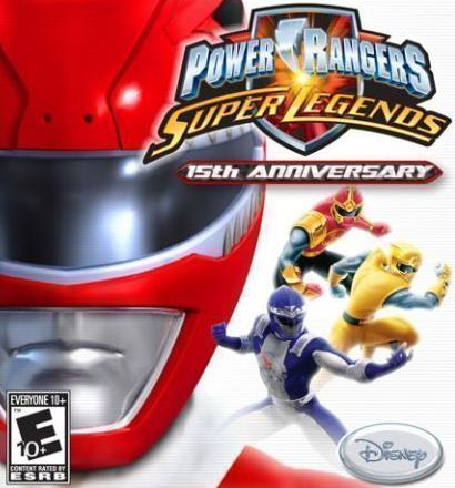 Play Power Rangers: Super Legends on NDS - Emulator Online