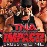 tna impact: cross the line