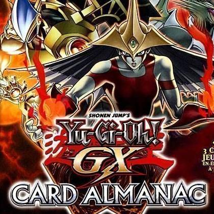 yu-gi-oh gx card almanac para nds en espaol