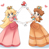 peach & daisy in the ultimate quest