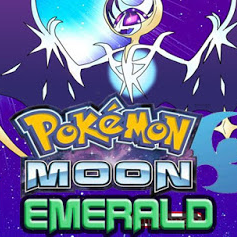 Play Pokemon Moon Emerald on GBA - Emulator Online