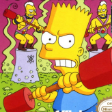 the simpsons: bart vs the juggernauts