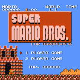 super mario bros: for hardplayers