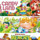 Candy Land & Chutes And Ladders & Memory