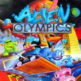 Alien Olympics 2044 AD