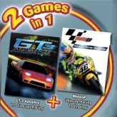 moto gp & gt advance 3 double pack