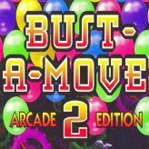 classic bust-a-move 2: arcade edition