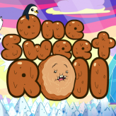 one sweet roll: adventure time