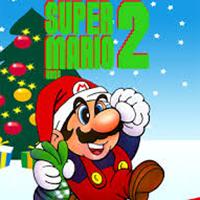 Christmas Mario Png.Play Super Mario Bros 2 Christmas Edition On Nes Emulator