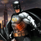 bat hero: immortal legend crime fighter