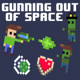 gunning out of space