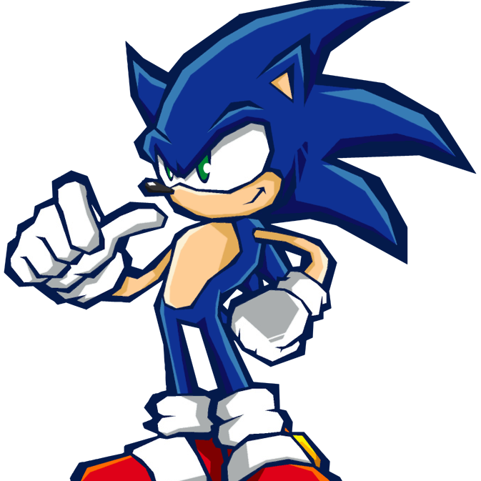 2 Games In 1: Sonic Pinball Party + Sonic Battle ...