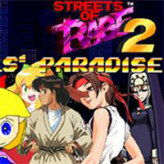 streets of rage 2: girls' paradise