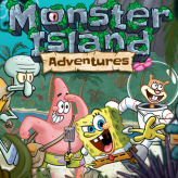 spongebob squarepants: monster island adventures