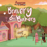 bravery and bakery: adventure time