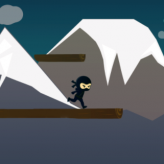 jumping: travel of the ninja