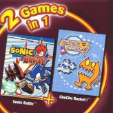 2 in 1: sonic battle & chuchu rocket!
