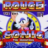 rouge in sonic 1