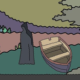 that blurry place: chapter 1 - the boat